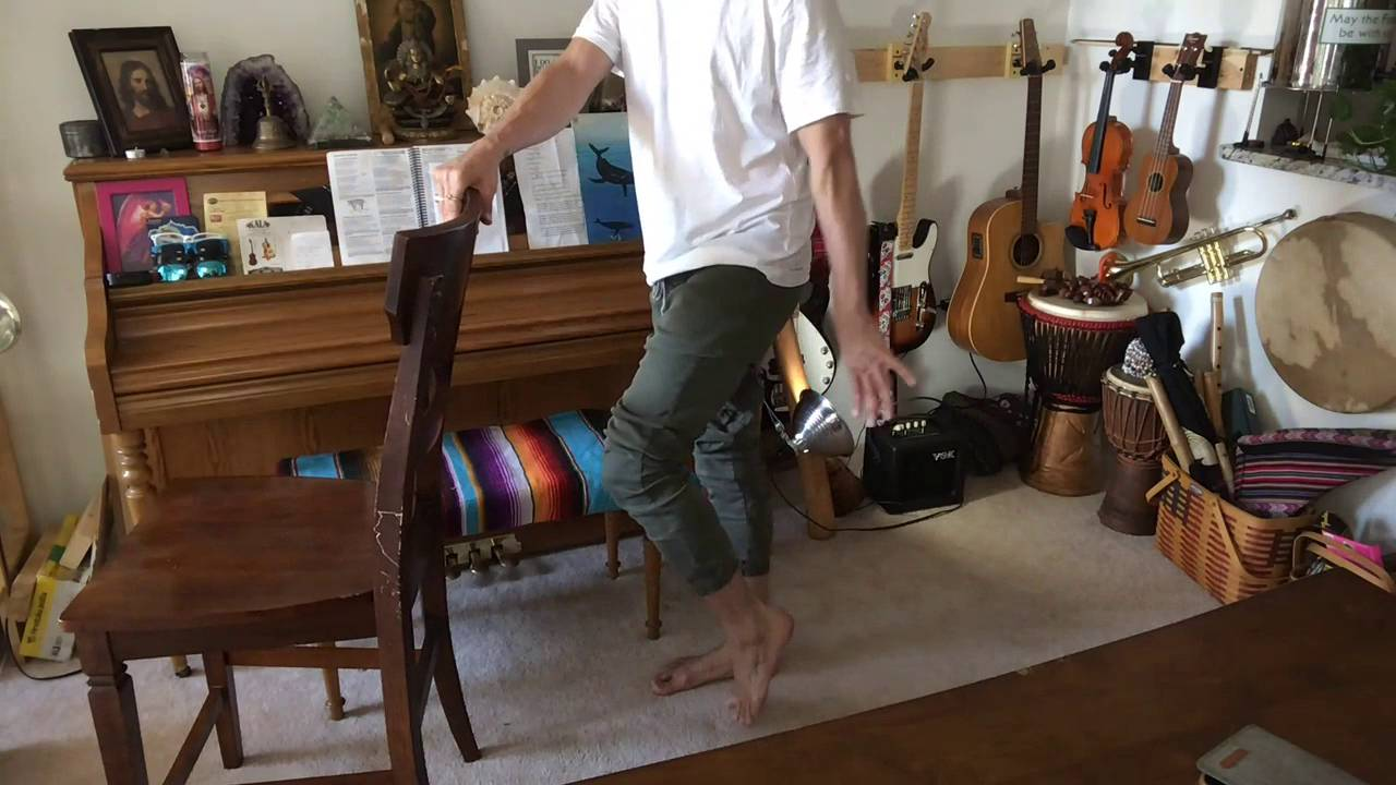 Zac SacBe Office Yoga