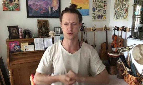 Office Yoga - July 4 - Episode 3