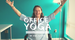 Office Yoga w Zac SacBe